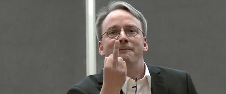 Linus Torvalds y NVIDIA