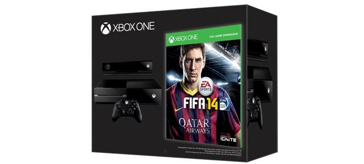 Xbox One con FIFA 14