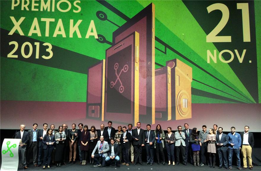 Premios Xataka 2013