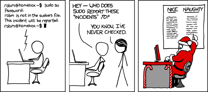 Fuente: xkcd