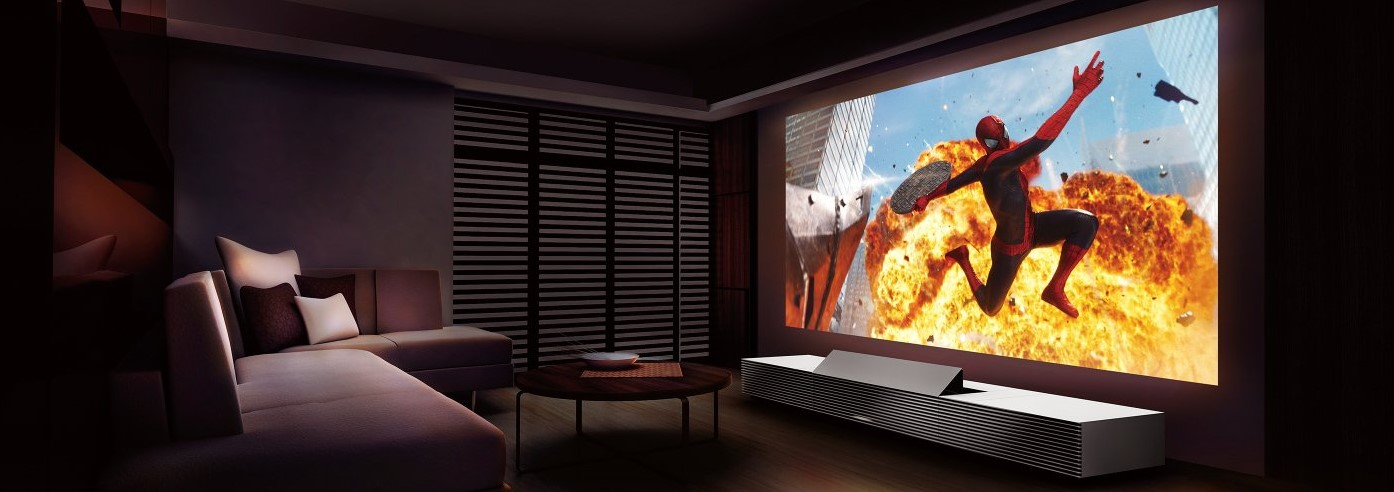 Una de proyectores de tiro corto por favor incognitosis - Videoprojecteur salon ...