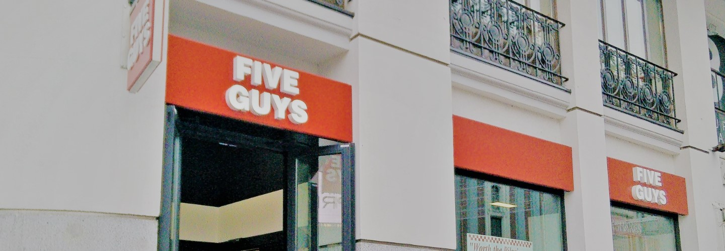 Harry & Sally: Five Guys y el American Dream | Incognitosis