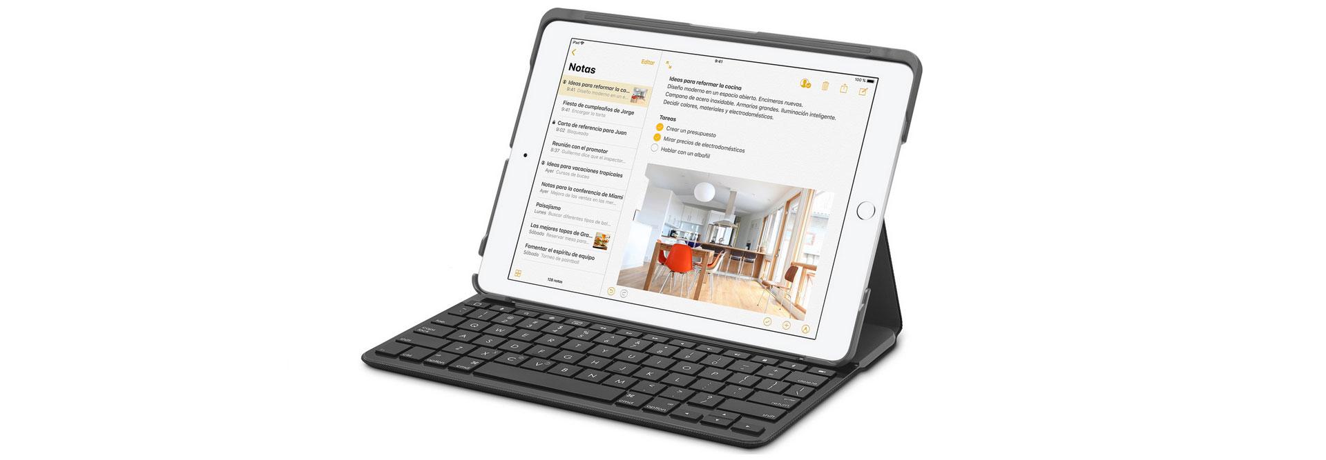 Por qué el iPad (2018) puede ser un buen portátil (y por qué no ...